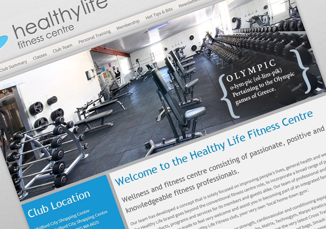healthy life fitness