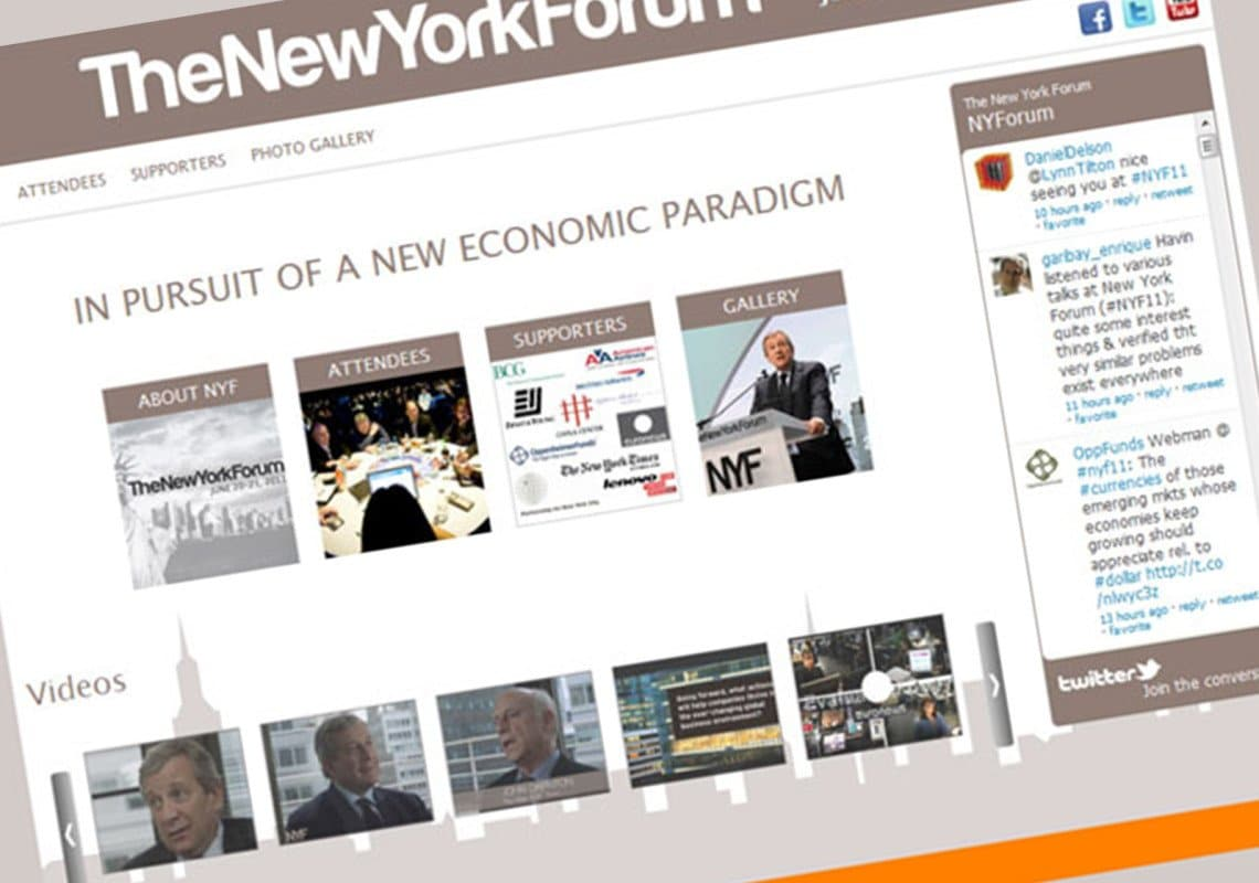 new york forum