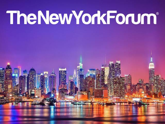 New York Forum – Microsite